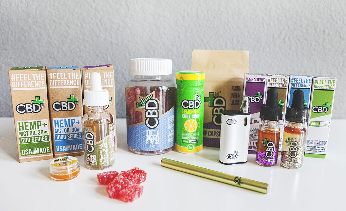 CBDfx Company and Product Review