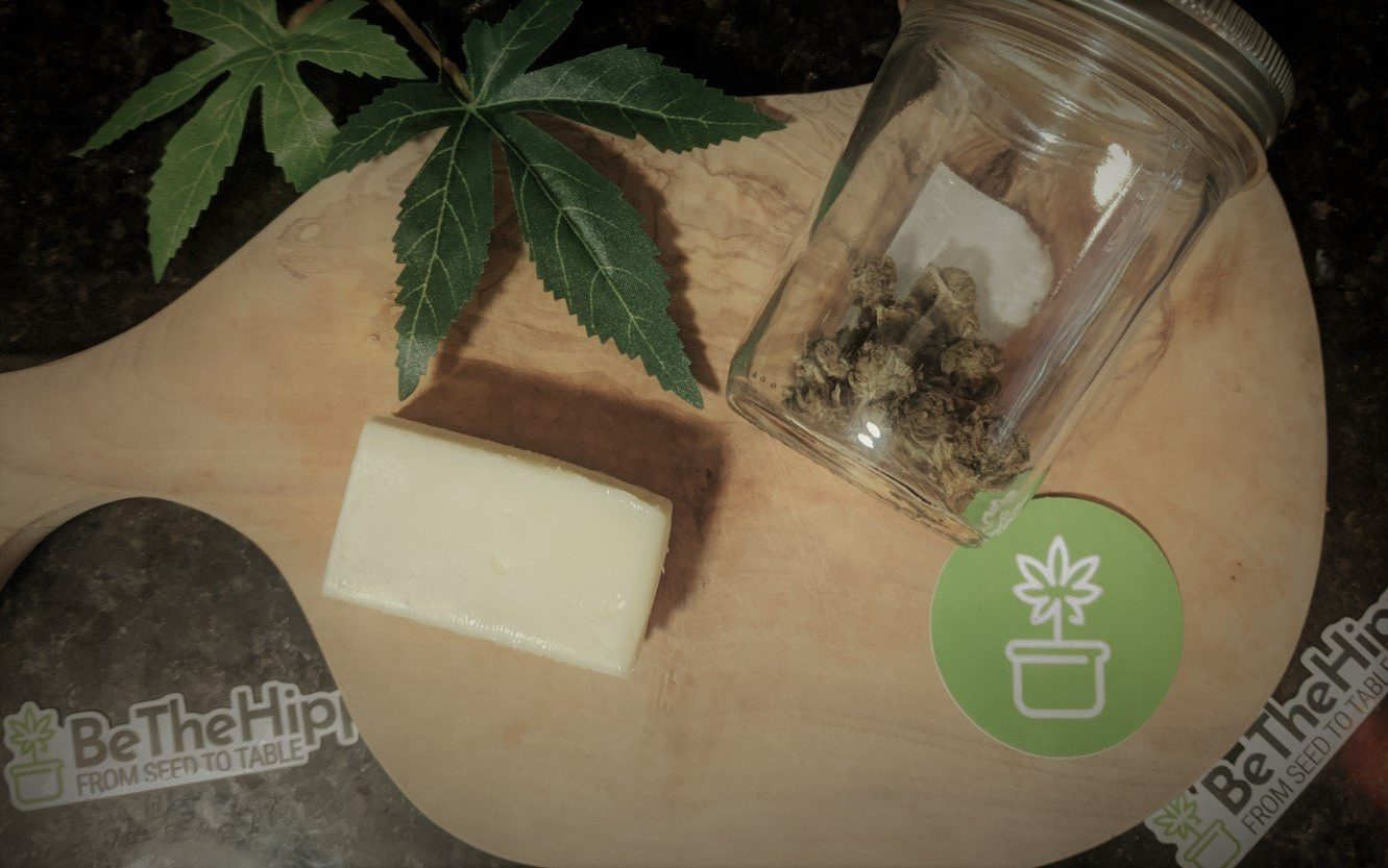 Cannabis Butter Ingredients