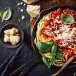 Spaghetti Cannabis Meatballs
