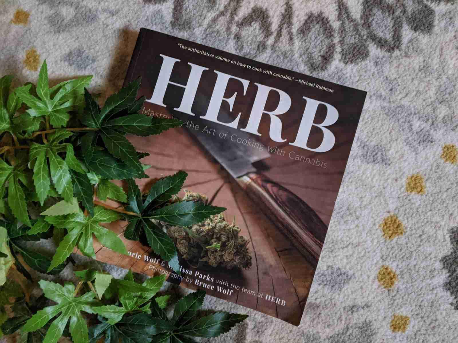 Herb Cannabis Cookbook