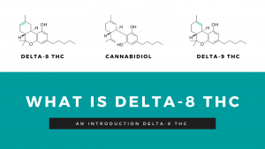 Read more about the article What is Delta-8 THC